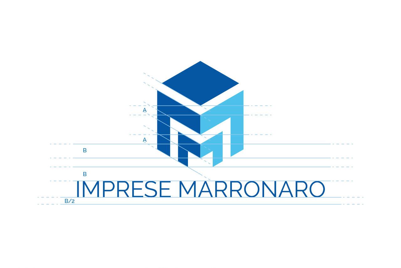imprese marronaro graphid marchio