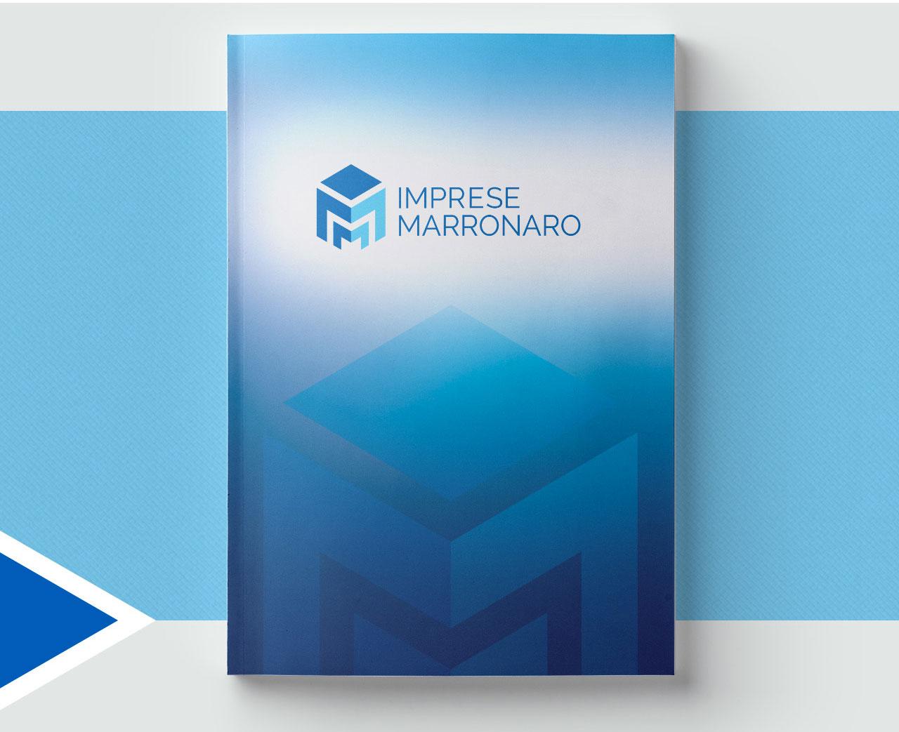 imprese marronaro graphid catalogo copertina
