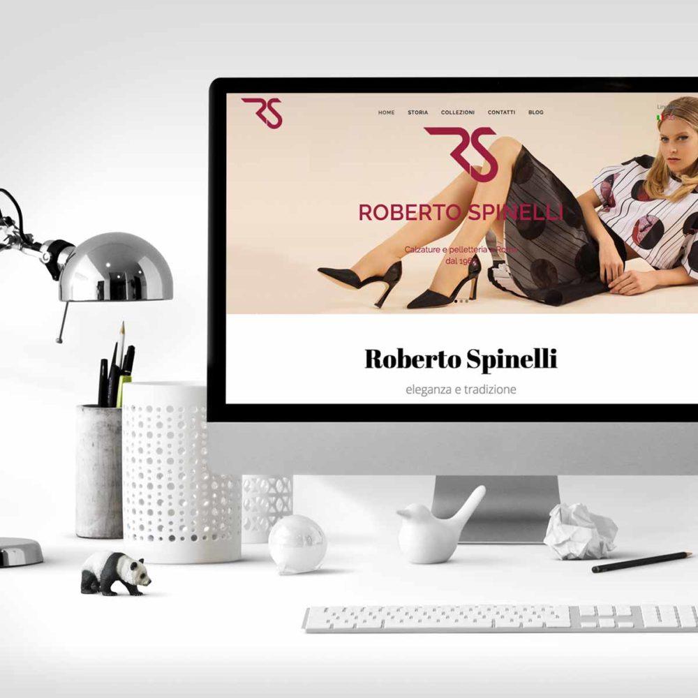 Roberto Spinelli Calzature | Roma