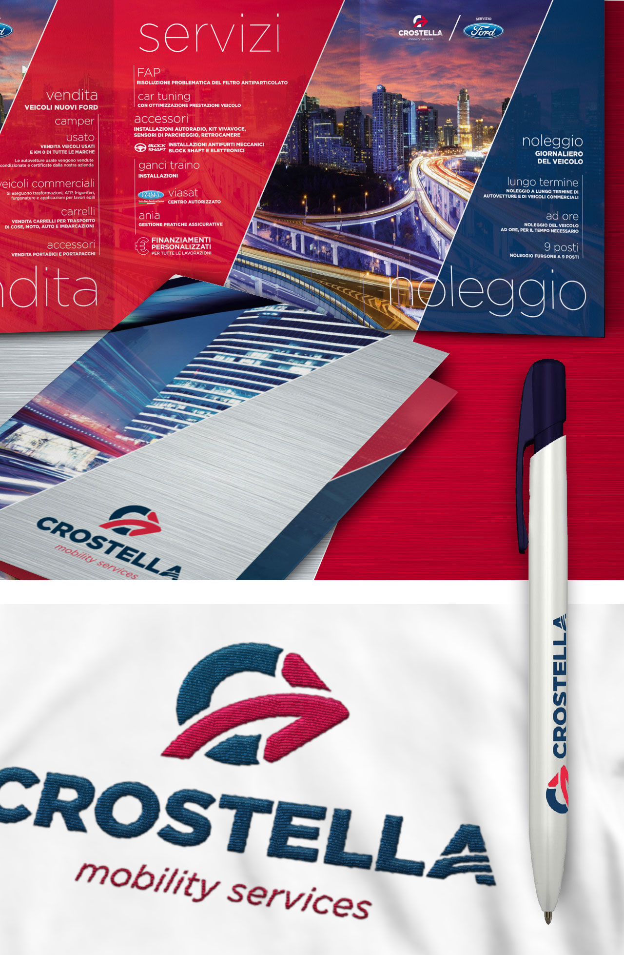 crostella mobility services riano cartellina graphid