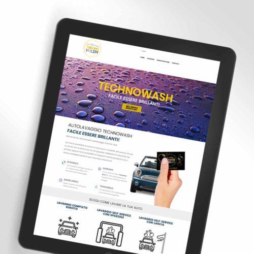 Autolavaggio Technowash
