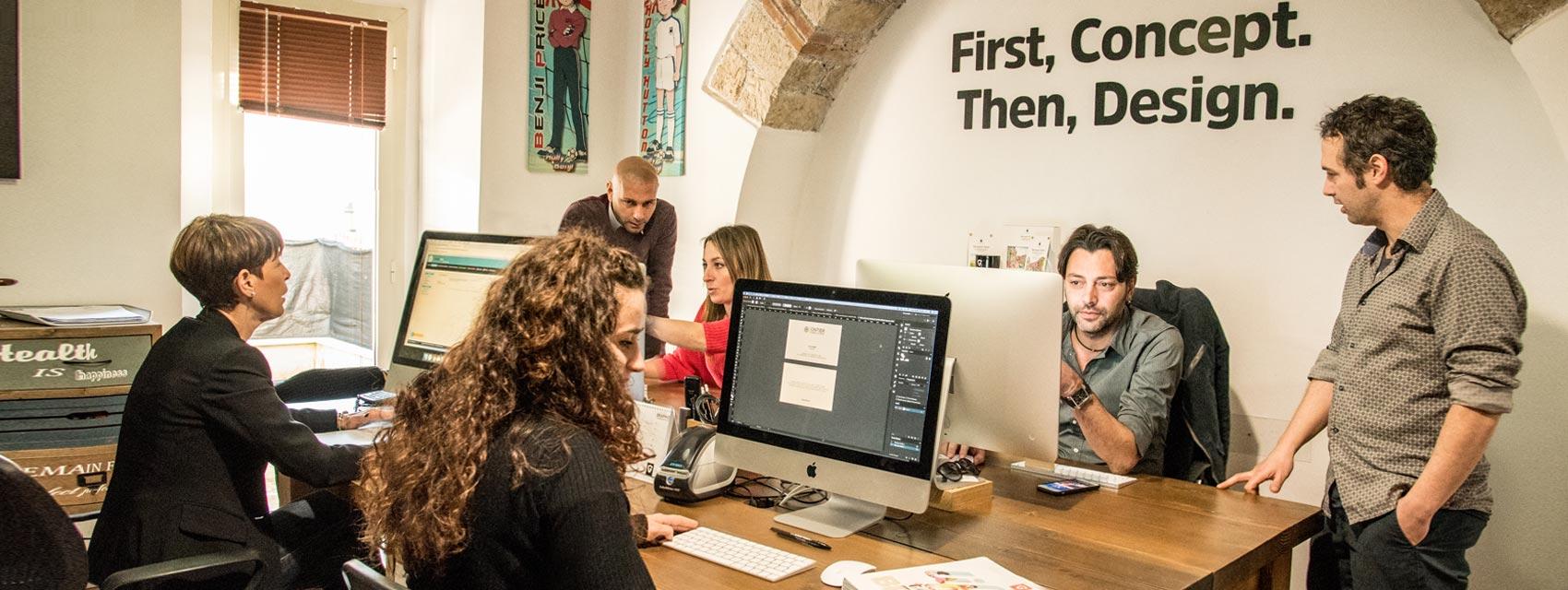 studio grafico roma nord team