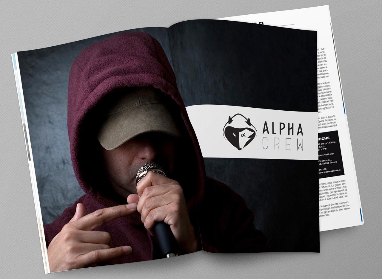 Alpha crew magazine