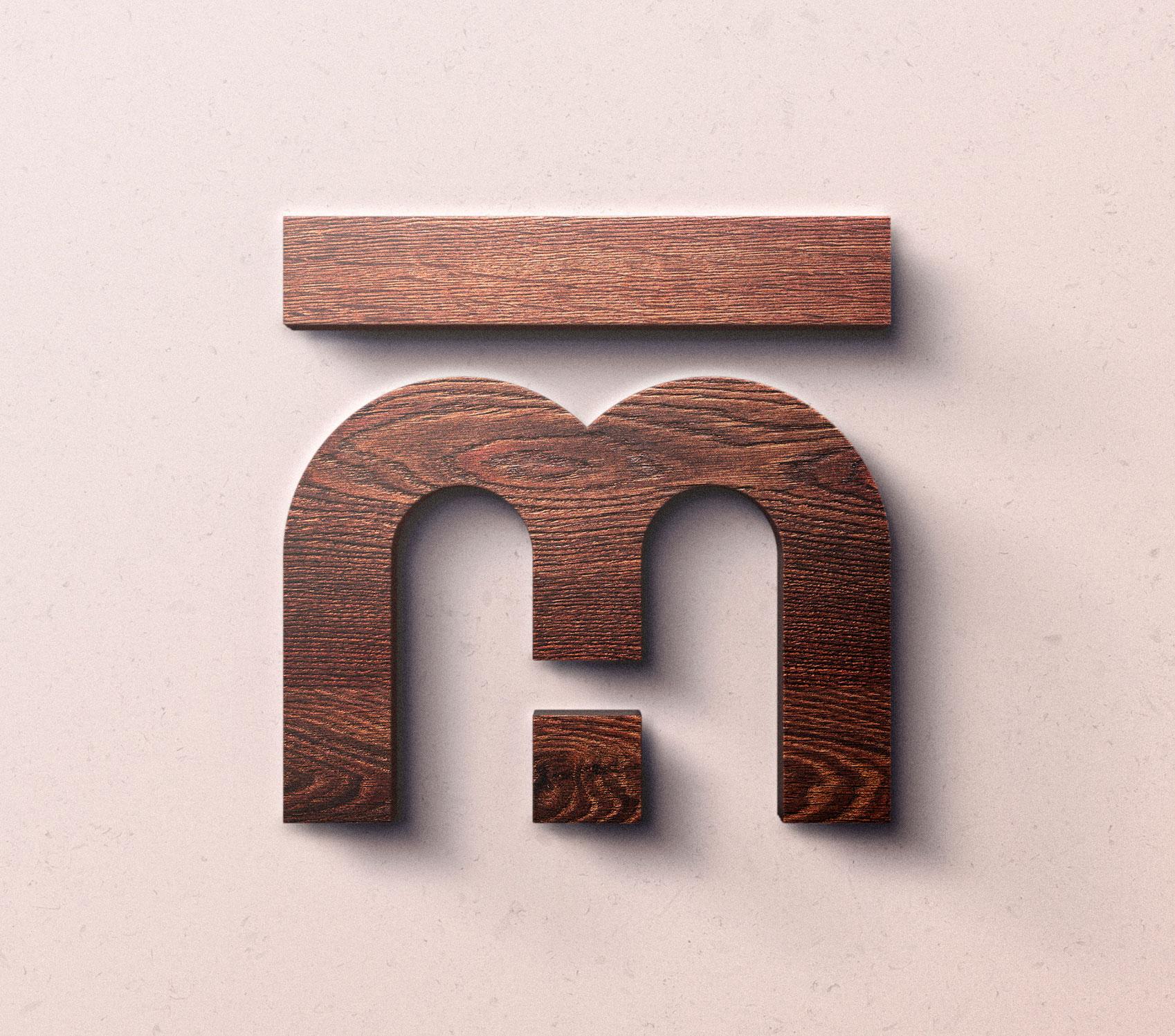 tre metri cubi logo