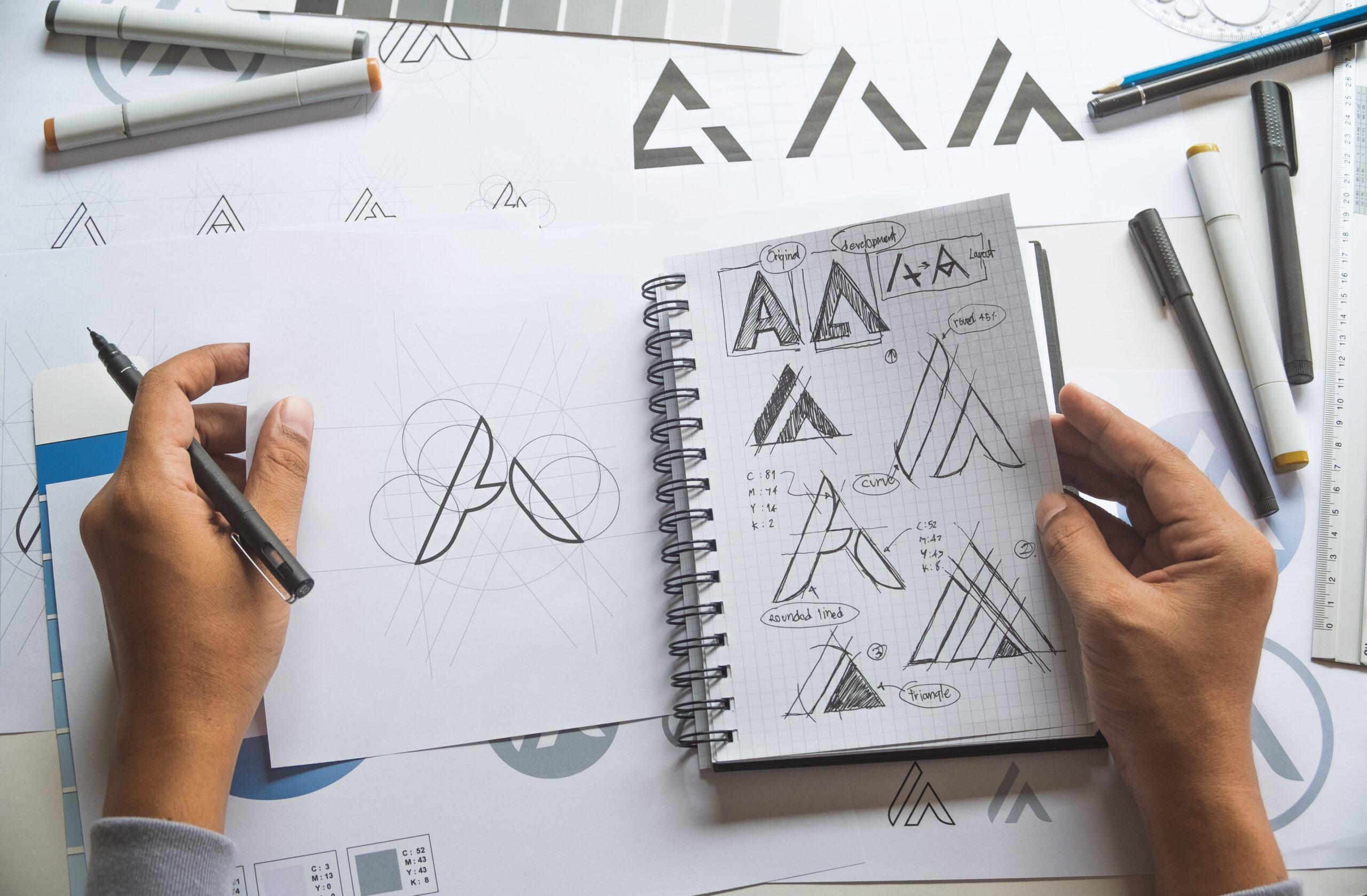 progettazione grafica di un logo